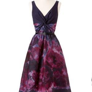 LELA ROSE NEIMAN MARCUS TARGET Hi Lo Dress NEW 12